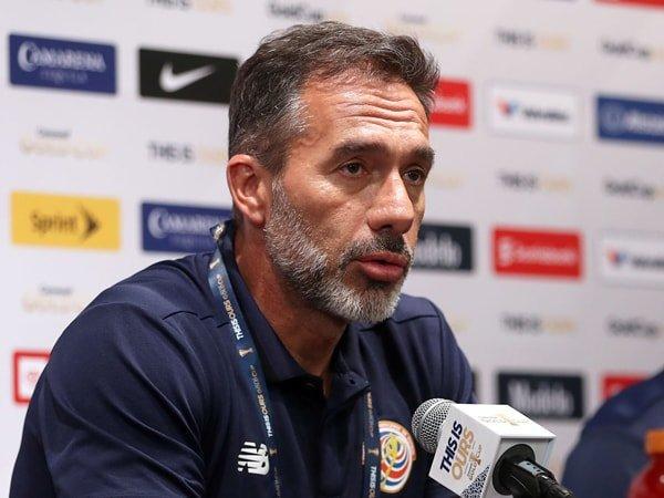 Bosan Jadi Pelatih, Manajer Kosta Rika Pilih Mundur
