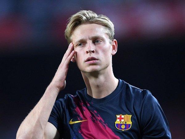 Frenkie de Jong Tak Panik dengan Performanya di Barcelona