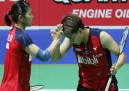 Greysia/Apriyani Melaju ke Perempat Final Taiwan Open 2019
