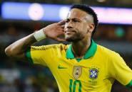 Gembiranya Alves Lihat Neymar Cetak Gol Lagi Bagi Brasil