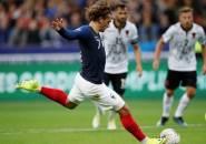 Eksekusi Penaltinya Gagal, Antoine Griezmann Salahkan Istri
