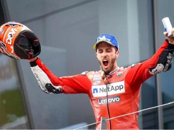 Kepala Teknis Ducati Beberkan Kepribadian Dovizioso yang Sesungguhnya