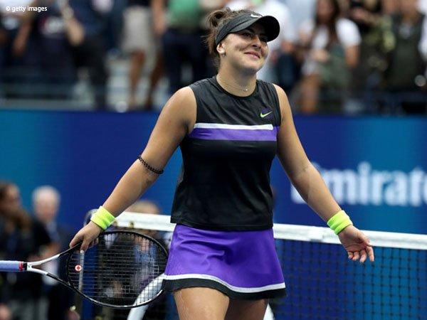 Bianca Andreescu Tembus Peringkat 5 Besar