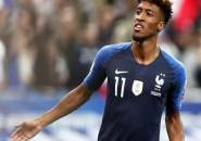 Cetak Dua Gol Untuk Prancis, Deschamps Sanjung Kingsley Coman