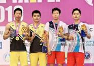 Goh V Shem/Tan We Kiong Juara Taiwan Open 2019
