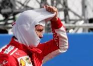 Vettel Sesalkan Kesalahan yang Buat Balapannya Jadi Berantakan