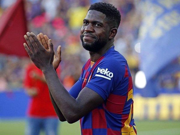 Barcelona Umumkan Cedera Samuel Umtiti Tidaklah Serius