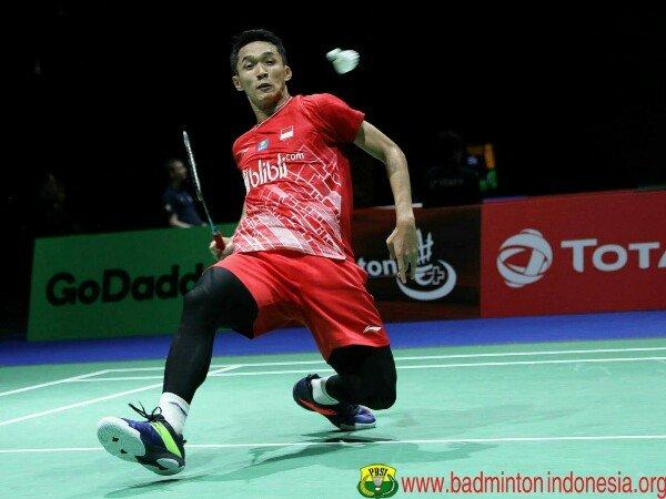 Berikut Daftar Pemain Indonesia di Denmark Open Super 750