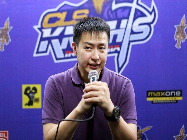 Christopher Tanuwidjaja Angkat Bicara Soal Pengunduran Diri CLS Knights Dari ABL