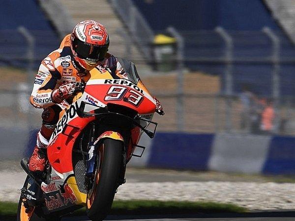 Marquez Ingin Ubah Gaya Balap Demi Gelar Juara