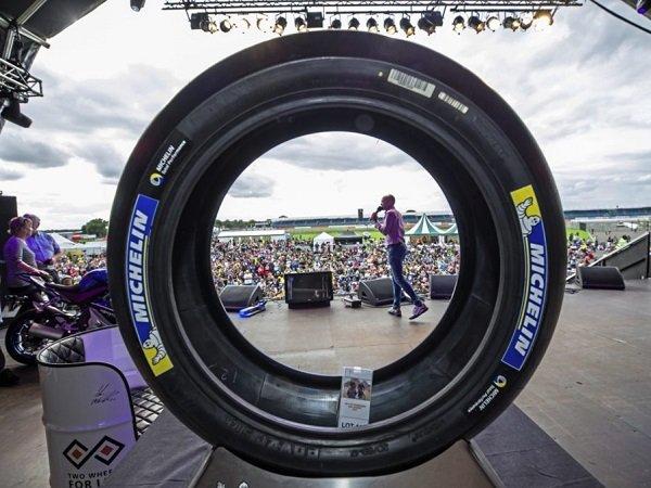 Michelin Umumkan Ban yang Digunakan di MotoGP San Marino 2019