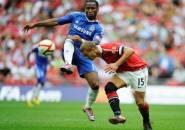 Nemanja Vidic Bicara Soal Rivalitasnya dengan Didier Drogba