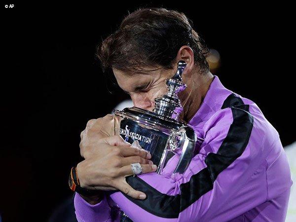Rafael Nadal Beberkan Satu Hal Mustahil Yang Dilakukan Selama Kemenangan Final US Open
