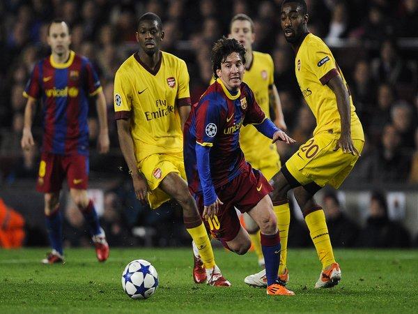 Sesal Wenger Gagal Datangkan Messi Ke Arsenal