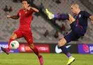 Timnas Indonesia Dipermak Thailand Tiga Gol Tanpa Balas