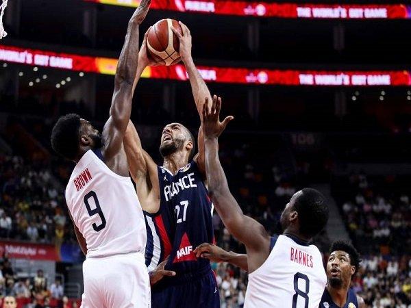 Buat Kejutan, Prancis Eliminasi Amerika Serikat Dari Piala Dunia Basket 2019