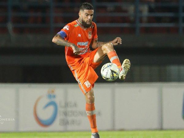 Diego Michiels Berpeluang Jalani Laga Comeback Di Markas Arema FC