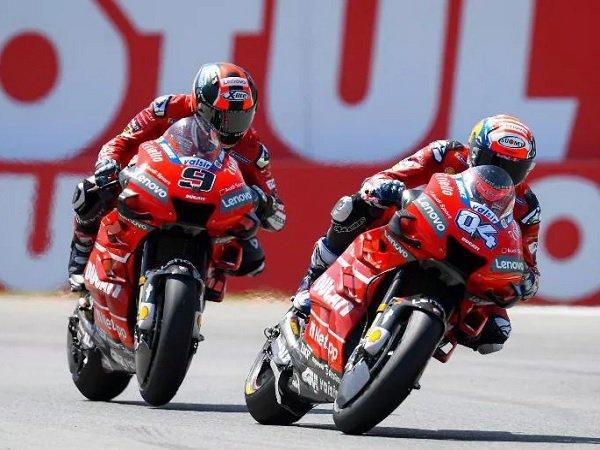 Ducati Waspadai Yamaha yang Mampu Tampil Apik di Sirkuit Misano