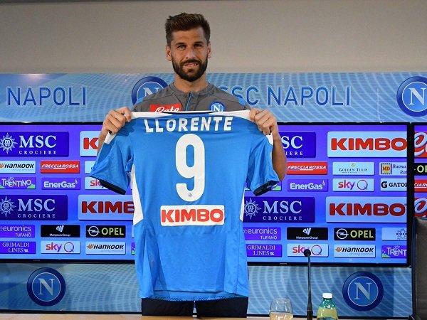 Gabung Napoli, Llorente Berikan Peringatan Kepada Juventus