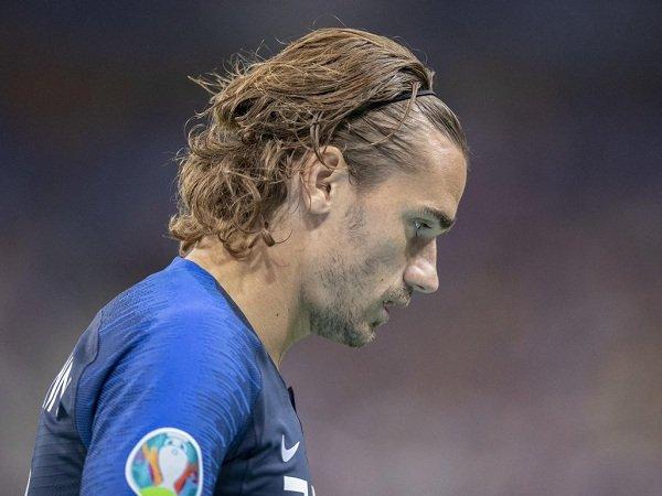 Gagal Penalti Lagi, Deschamps akan Bicara dengan Griezmann