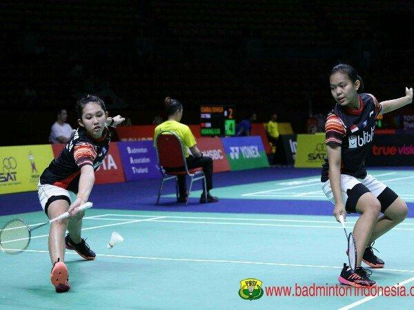 Indonesia Loloskan Lima Wakil ke Babak Utama Vietnam Open 2019