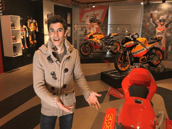 Marquez Beberkan Alasan Dibalik Keputusannya Membangun Museum Pribadi