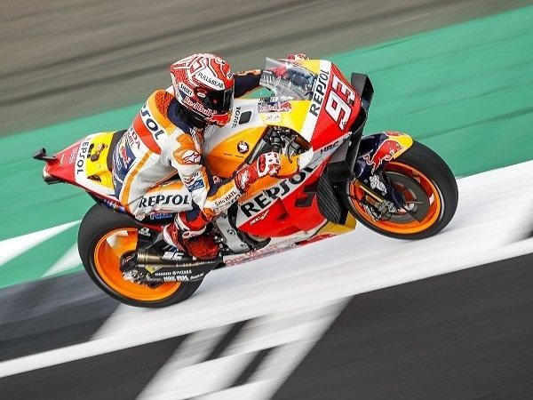 Marquez Optimistis Bisa Putus Paceklik Kemenangan di GP San Marino