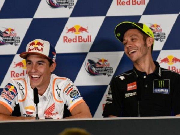 Pebalap F1 Ini Ternyata Lebih Favoritkan Rossi Ketimbang Marquez
