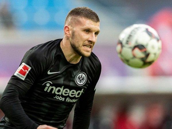 Rebic Kirim Pesan Perpisahan Sarat Emosi Ke Eintracht Frankfurt