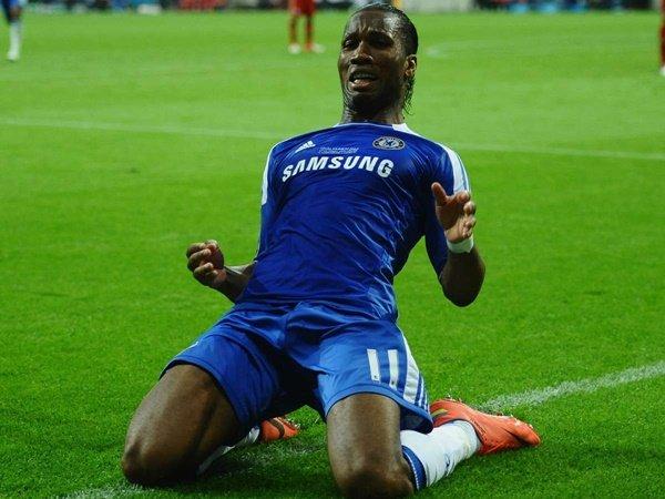 Abraham: Saya Selalu Ingin Meniru Legenda Chelsea, Drogba