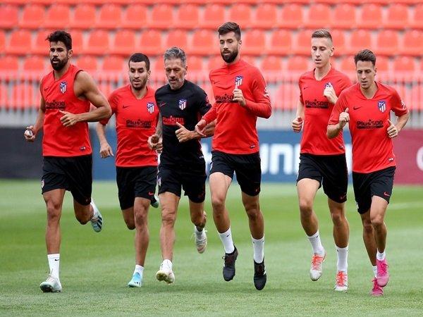 Atletico Madrid Siap Sambut Pekan Akbar Pertama Musim ini
