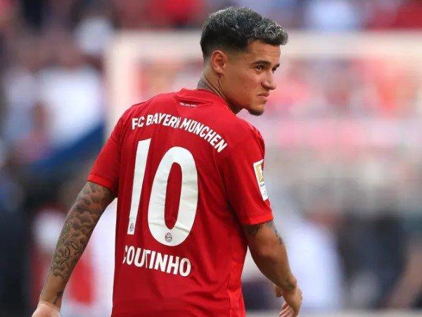 Pavard Sebut Coutinho Bakal Jadi Pembeda di Bayern Munich