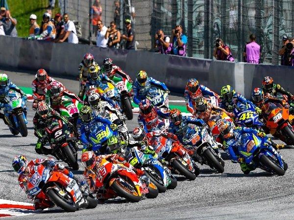 Bentrokan Jadwal dengan F1, MotoGP Aragon Terpaksa Maju Satu Jam Lebih Awal