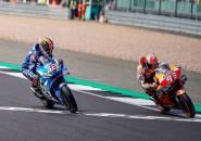 Jelang GP San Marino, Brivio Akui Suzuki Masih Dalam Euforia Kemenangan