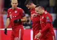 Lewandowski Terinspirasi Momen Perpisahan Robben dan Ribery