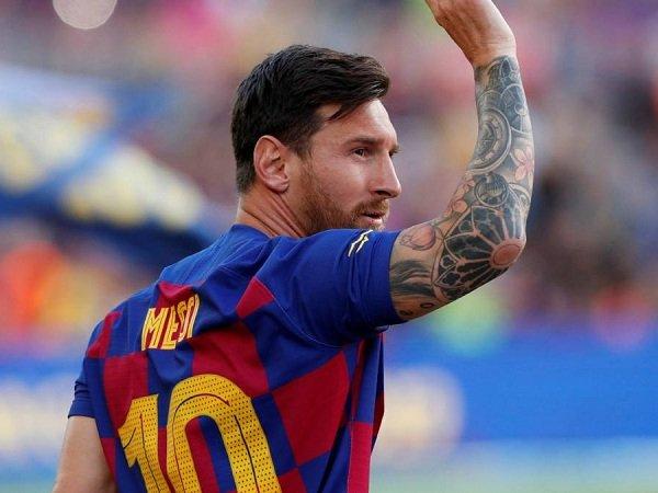 Lionel Messi Ingin Bertahan Selama Mungkin di Barcelona
