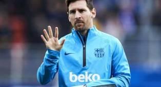 Lionel Messi Kemungkinan Bakal Absen Lagi Saat Barcelona Hadapi Valencia