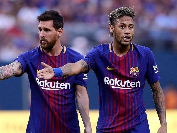 Lionel Messi Tak Kecewa Barcelona Gagal Datangkan Neymar