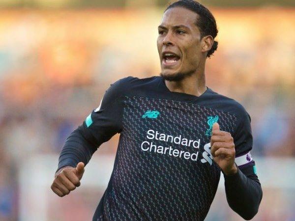 Mengesankan di Awal Musim, Van Dijk Tuntut Liverpool Pertahankan Performa