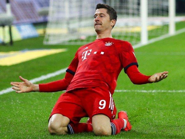 Lewandowski Puji Kebijakan Transfer Bayern