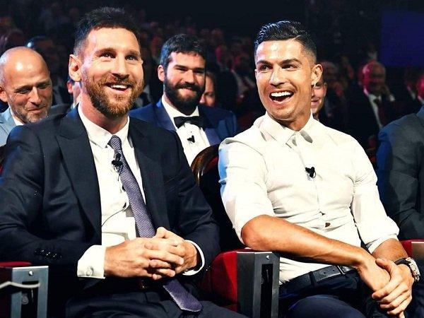 Messi Bicara Soal Hubungan Pribadinya dengan Ronaldo