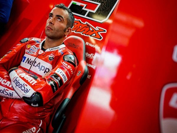 Petrucci Targetkan Kompetitif di GP San Marino