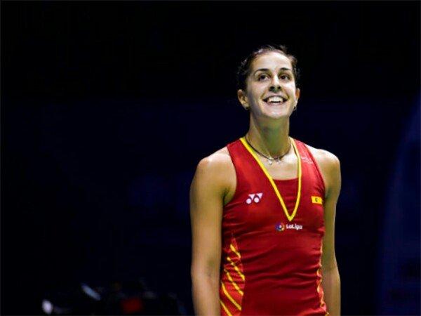 Vietnam Open 2019: Comeback Carolina Marin Berakhir dengan Kekalahan