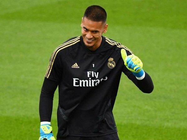 Areola Berharap Ikuti Jejak Casillas di Real Madrid