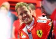 Ferrari Bertekad Pulihkan Mental Sebastian Vettel