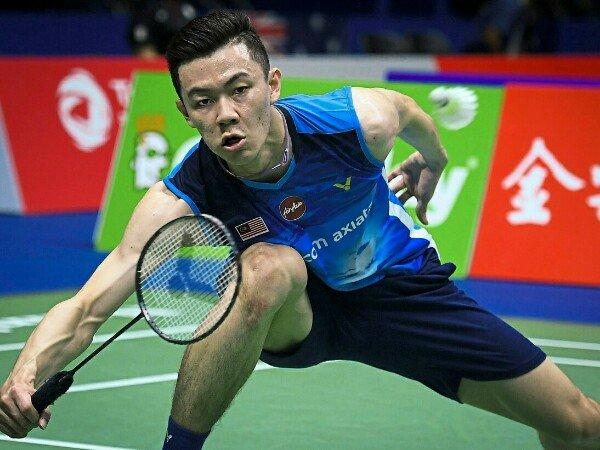 Lee Zii Jia Sambut Rencana Lee Chong Wei Latih Malaysia