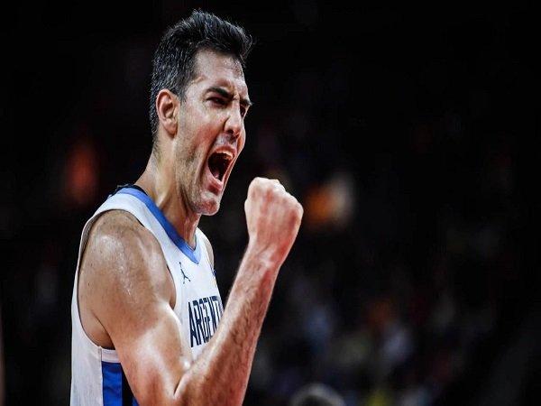 Luis Scola Bawa Argentina Susul Spanyol di Laga Puncak Piala Dunia Basket 2019