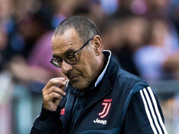 Maurizio Sarri Ingin Juventus Temukan Identitasnya Sendiri