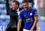 Pelatih Leicester Nantikan Duel Vardy Kontra Maguire