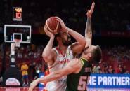 Sengit, Spanyol Kalahkan Australia Untuk Amankan Tiket Final Piala Dunia Basket 2019